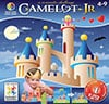Camelot Junior Block Building Logic Game Made by Smart Games