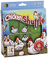 chicken-shuffle,Chicken Shuffle Logic Game Made by Smart Games