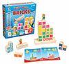 bill-betty-bricks,Bill & Betty Bricks Multi-Level Logic Game Made by Smart Games