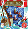 vikings-brainstorm,Vikings Brainstorm. Multi-Level Logic Game Made by Smart Games