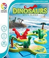 Dinosaurs Mystic Islands, Multi-Level Logic Game Made by Smart Games
