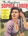 Magnificent Sophia Loren # 1 magazine back issue