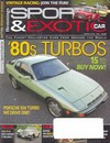 Sports & Exotic Car March 2013 magazine back issue
