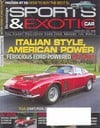 Sports & Exotic Car August 2013 magazine back issue