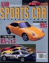 Sports Car International January 1994 magazine back issue