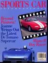 Sports Car International August 1994 magazine back issue