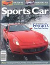 Sports Car International July 2004 magazine back issue