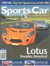 Sports Car International September 2004 magazine back issue