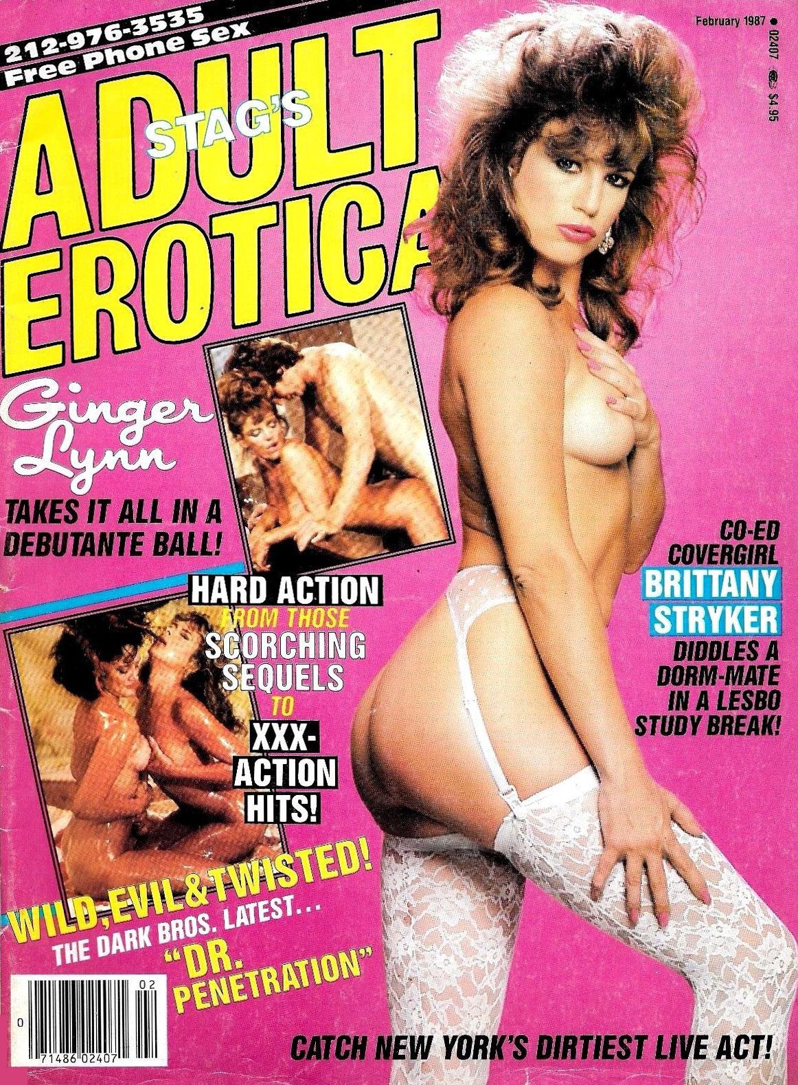 Private magazine covers archive