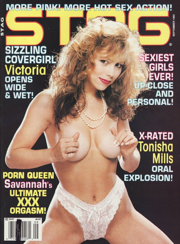 Stag September 1993 magazine back issue Stag magizine back copy stag magazine 1993 back issues hot sex action pix porn queen oral sexxx sexiest women all nude pussy