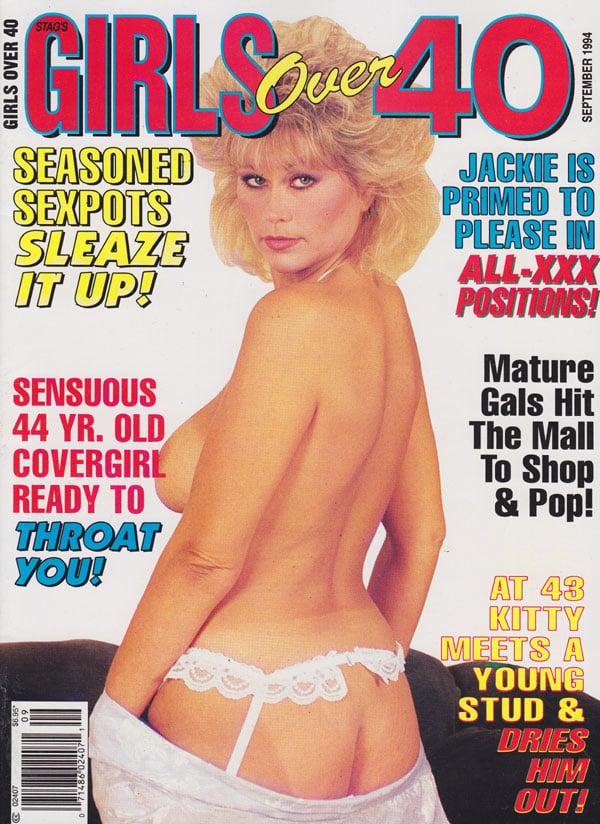 Over 40 adult magazine