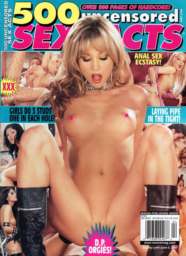 extreme sex acts magazine