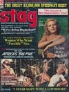 Stag March 1972 magazine back issue