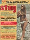 Stag November 1972 magazine back issue