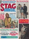 Stag Annual # 12 - 1972 magazine back issue