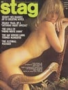 stag magazine 1975 back issues beautiful women and exciting adventure tales sex diaries erotic picto Magazine Back Copies Magizines Mags