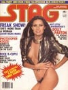Annie Sprinkle Stag June 1982 magazine pictorial