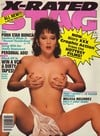 Annie Sprinkle Stag July 1986 magazine pictorial