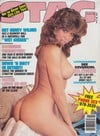 Annie Sprinkle Stag November 1986 magazine pictorial