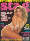 Heather Hunter Stag May 1991 magazine pictorial