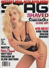 Deidre Holland Stag January 1992 magazine pictorial