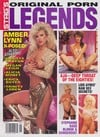 Amber Lynn magazine cover Appearances Stag January 1996 - Original Porn Legends
