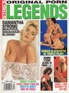 Christy Canyon Stag April 1996 magazine pictorial