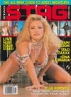 Stag October 1996 magazine back issue