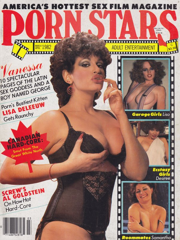 Stag Erotic Series March/April 1982 - Porn Stars magazine back issue Stag Erotic Series magizine back copy stag erotic series 1982 back issues porn stars vanessa del rio sexiest porn stars nude best of 80 xx