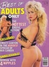Christy Canyon Stag Erotic Series October 1988 - Best of Adults Only magazine pictorial