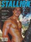 Stallion August 1983 magazine back issue