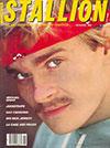 Stallion November 1983 magazine back issue