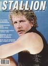 Stallion June 1984 magazine back issue