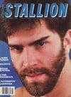 Stallion October 1984 magazine back issue