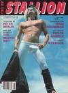 Stallion May 1986 magazine back issue