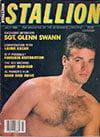 Stallion July 1986 magazine back issue