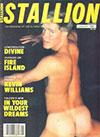 Stallion January 1988 magazine back issue