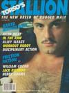 Stallion December 1988 magazine back issue