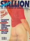 Kristen Bjorn Stallion January 1989 magazine pictorial