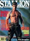 Stallion September 1993 magazine back issue