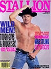 Stallion October 1993 magazine back issue