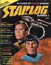 Starlog # 1 magazine back issue