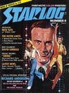 Starlog # 4 magazine back issue
