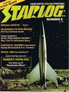 Starlog # 6 magazine back issue