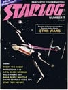 Starlog # 7 magazine back issue