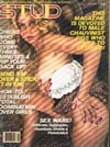 Stud January 1978 magazine back issue