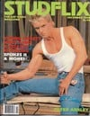 StudFlix December 1988 magazine back issue