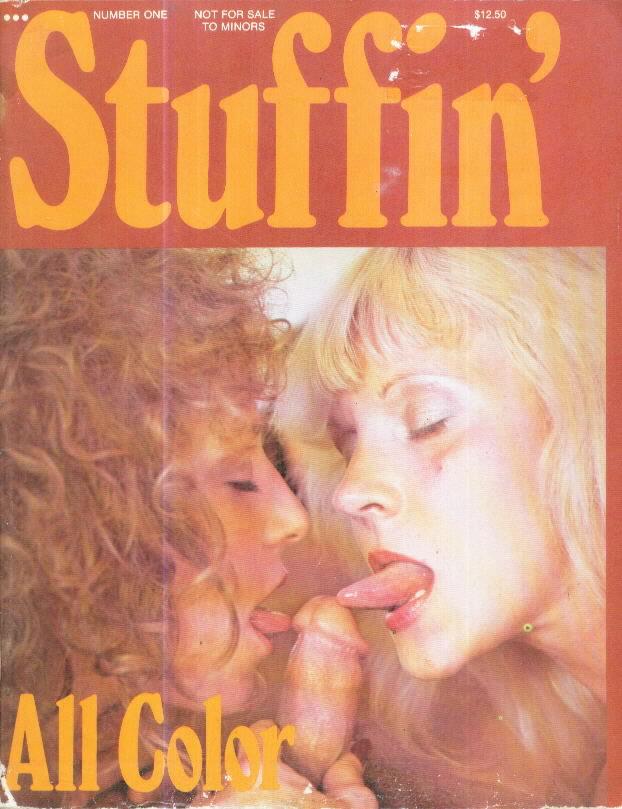 Stuffin' # 1 magazine back issue Stuffin' magizine back copy
