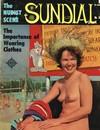 Sundial # 3 magazine back issue cover image
