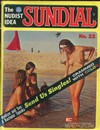 Sundial # 4 magazine back issue